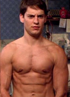 Tobey Maguire Nude - Naked Pics and Sex Scenes at Mr. Man