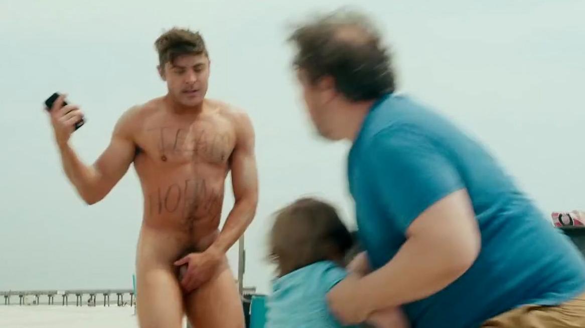 Hollywood star naked men