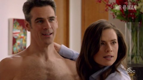 Eddie Cahill Nude? Find out at Mr. Man