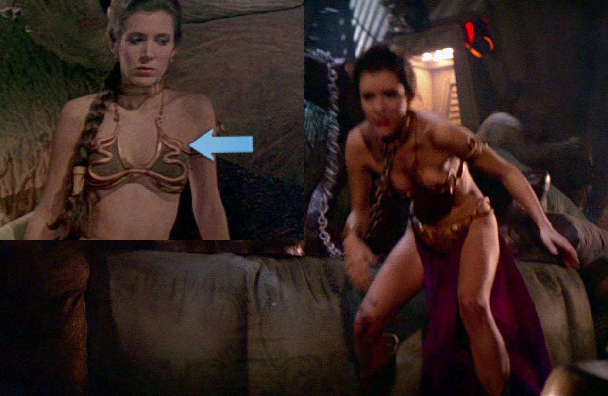Naked female jedi