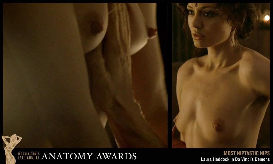 Celebrity Laura Haddock Naked HD