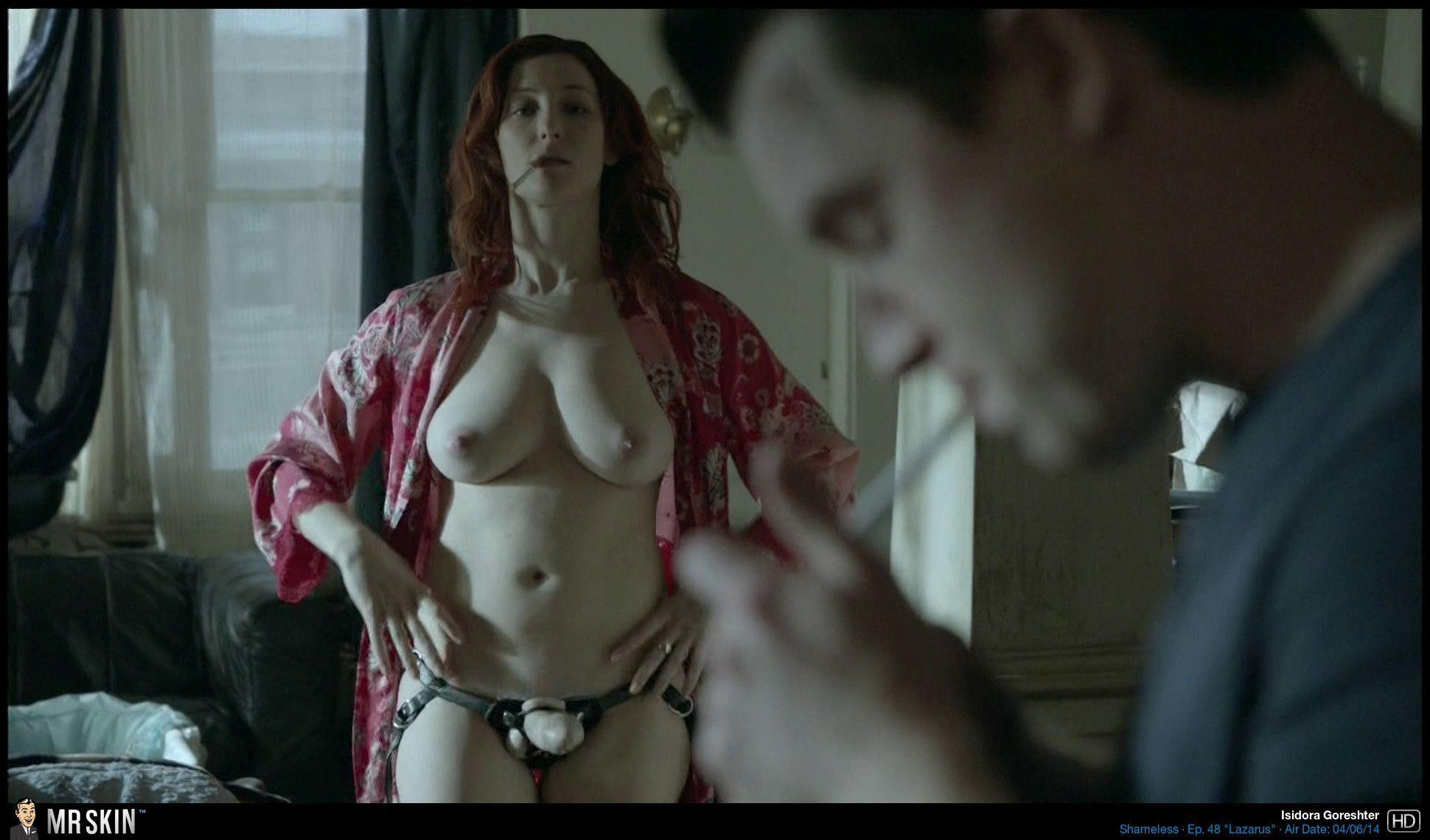 Vikings tv show nude scene