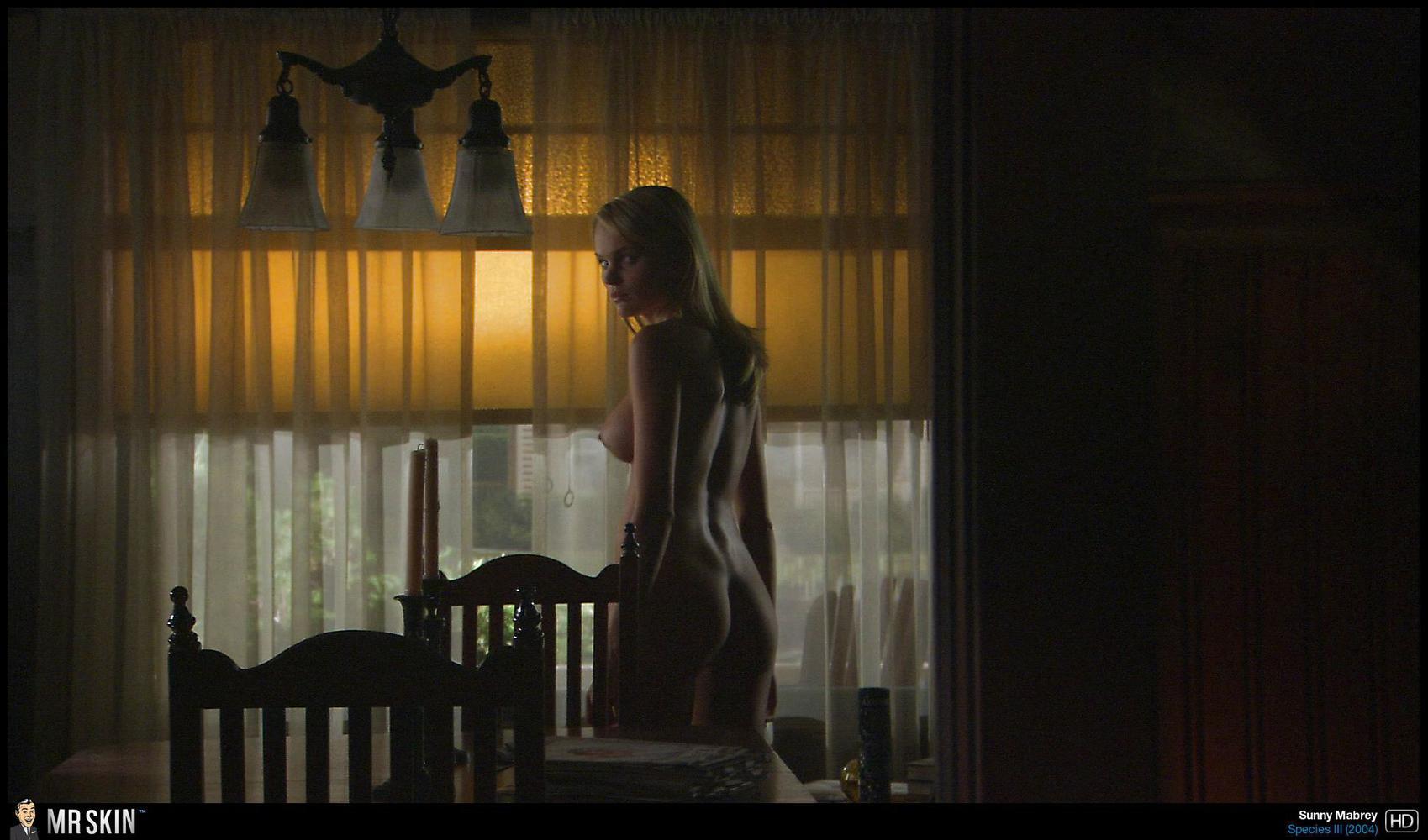 Amelia Cooke Sex Scene skincoming on dvd & blu-ray: species ii & iii, the tribe, and