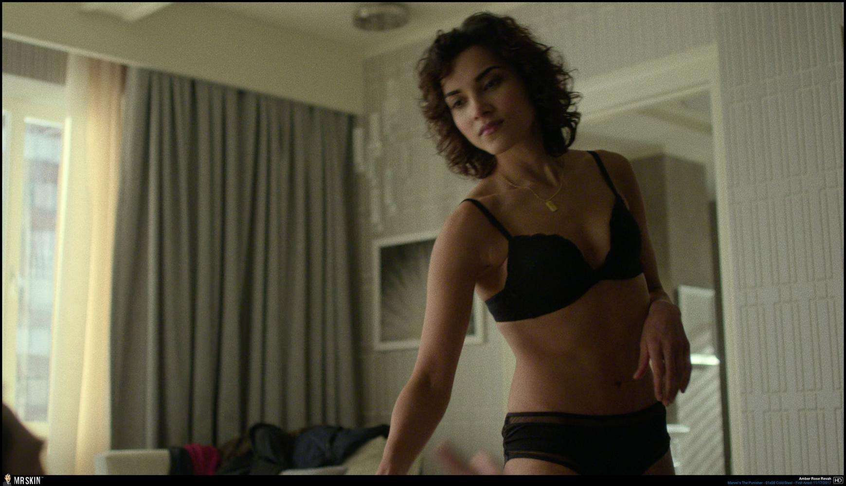 Amber Rose Revah Nue tv nudity report: the girlfriend experience, smilf, the