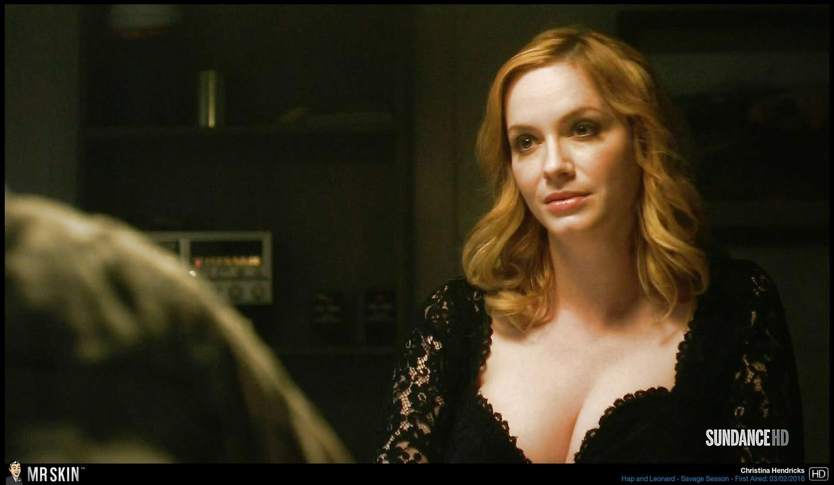 Heres A Christina Hendricks Appreciation Post Since She -2467