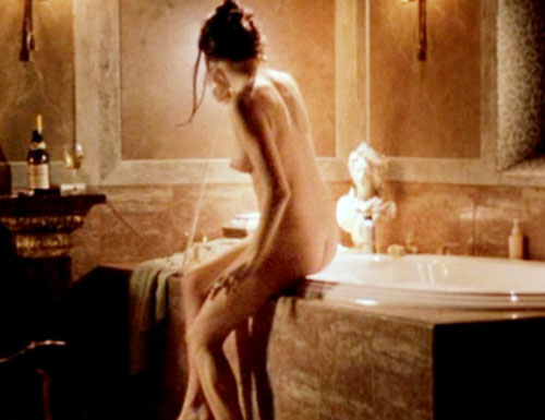 Sheri moon naked in playboy