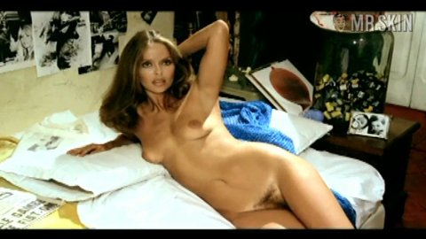 Join told barbara bach tits nude