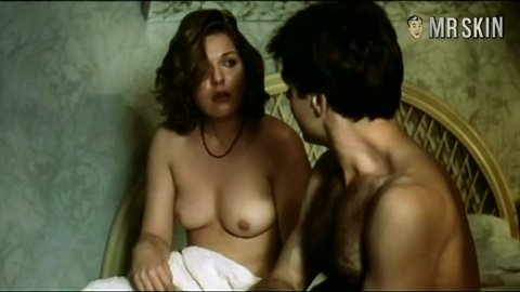 Farrah fawcett nude nipples