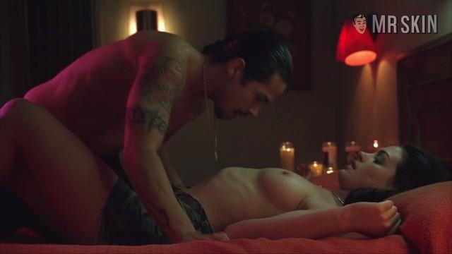 Sex scene romantic