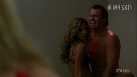 Remarkable nip tuck sex scene