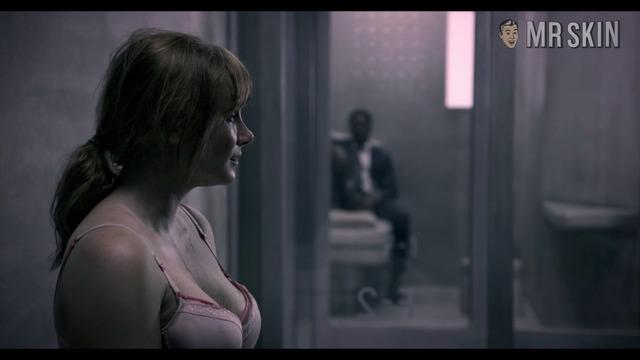 Bryce dallas howard debut sex scene in manderlay nude