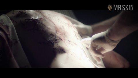 troian bellisario naked