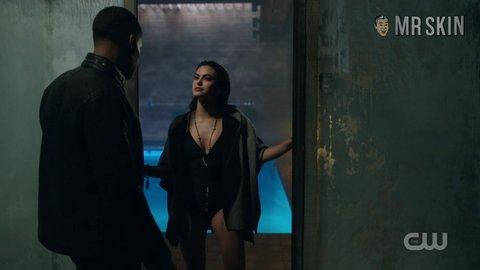 camila mendes naked