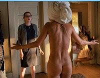 Sexy fully naked girl having sex
