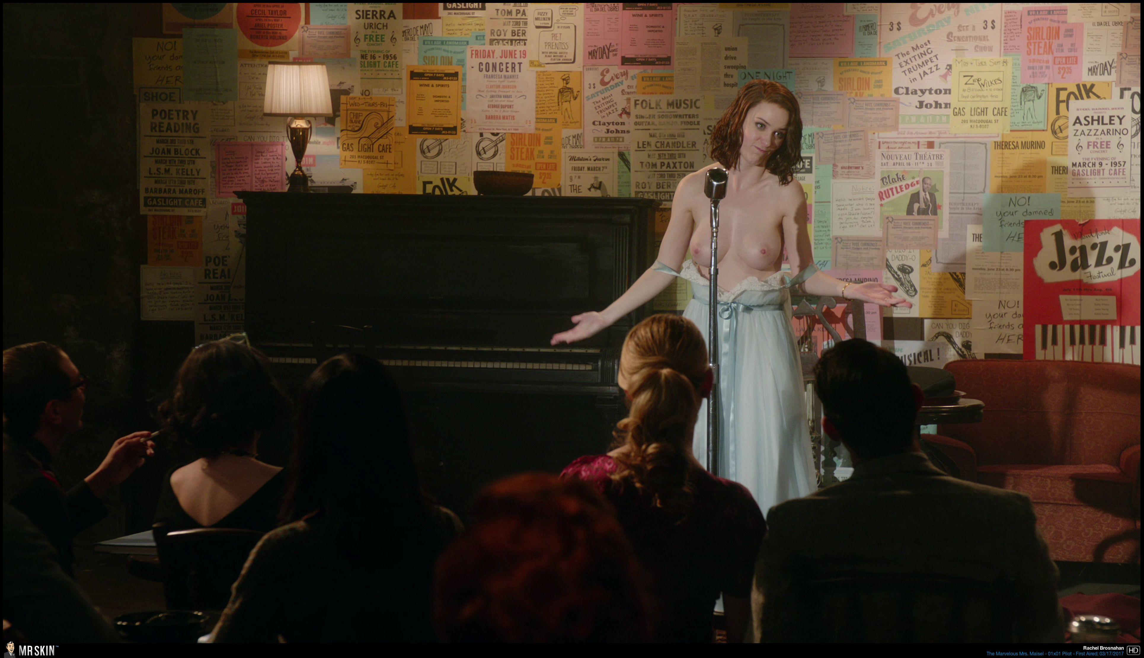 The best nude scenes